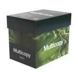 MULTICOPY ZERO A4 80g ohålat 2500 ark