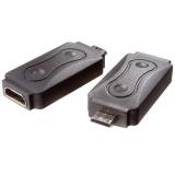 Vivanco Adapter HDMI A hona - HDMI C hane (Mini HDMI)