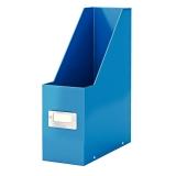 Tidskriftssamlare Click&Store WOW blå