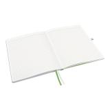 Anteckningsbok Leitz iPad-size rutat vit