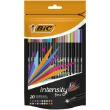 BIC Intensity fineliner (20)