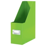 Tidskriftssamlare Click & Store WOW grön