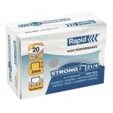 Klammer Rapid Strong 21/4 Galv. 5000/ask