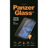 PanzerGlass Samsung Galaxy S9 Svart, Case Friendly
