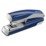 Häftare Leitz 5523 Flat Clinch 40ark blå