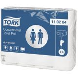 Toalettpapper Tork T4 Advanced 24 rullar/fp