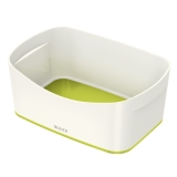 Förvaringsfack MyBox vit/grön