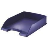 Brevkorg Leitz Style Titanblå