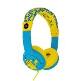 POKEMON Hörlur Junior On-Ear 85dB spärr