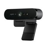 Logitech BRIO 4K Ultra HD Webbkamera