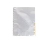 Signalficka A4 105my glasklar gul 100 st