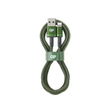 GP USB-kabel, USB-A till Lightning, 1m