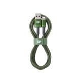 GP USB-kabel, USB-A till Lightning, 1m