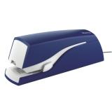 Elhäftare Leitz 5533 20 ark. blå
