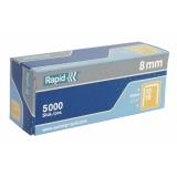 Häftklammer Rapid Tools 13/8 Galv. 5000