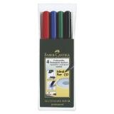 OH-penna VL Faber Castell medium, 4 st