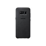 Samsung Alcantara Svart S8