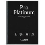 Fotopapper Pro Platinum A4 20 ark 300g (PT-101)